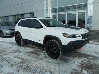 Used 2020 Jeep Cherokee Trailhawk for sale in Rivière-Du-Loup, QC