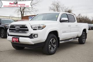 Used 2017 Toyota Tacoma Limited 4x4, Low Kilometres! for sale in Hamilton, ON