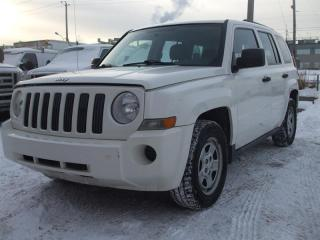 Used 2010 Jeep Patriot SPORT for sale in Montréal-Est, QC