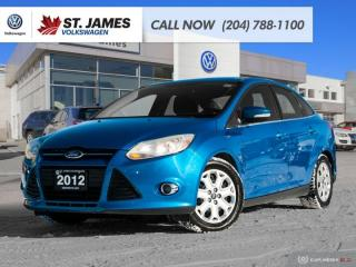 Used 2012 Ford Focus SEL, BLUETOOTH, FOG LIGHTS, TWO SETS OF TIRES for sale in Winnipeg, MB
