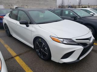 New 2020 Toyota Camry XSE for sale in Etobicoke, ON