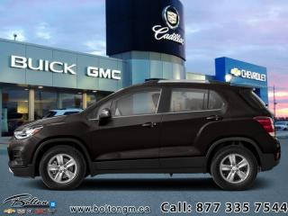 New 2020 Chevrolet Trax LT - Trail Armor for sale in Bolton, ON