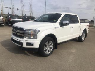New 2020 Ford F-150 PLATINUM for sale in Fort Saskatchewan, AB