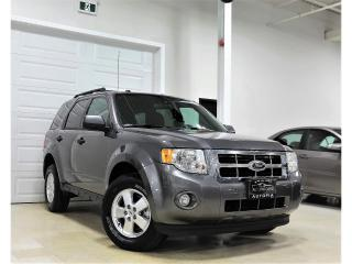 Used 2012 Ford Escape 4WD 4dr XLT for sale in North York, ON