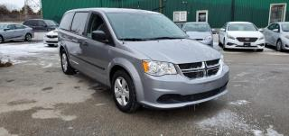 Used 2017 Dodge Grand Caravan 4dr Wgn Canada Value Package for sale in Burlington, ON