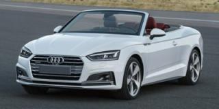 New 2019 Audi A5 Cabriolet Technik for sale in Winnipeg, MB