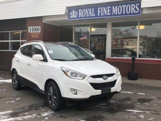 Used 2015 Hyundai Tucson GLS,Leather,PanoramaRoof,BackUpCamera,Front&RearHeatedSeats,Alloys,PremiumAudio,LikeNew,HyundaiWarranty for sale in Toronto, ON