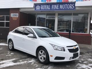 Used 2014 Chevrolet Cruze 4dr Sdn 2lt for sale in Toronto, ON