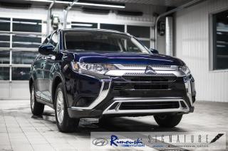 Used 2019 Mitsubishi Outlander ES AWC chez Rimouski Hyundai for sale in Rimouski, QC