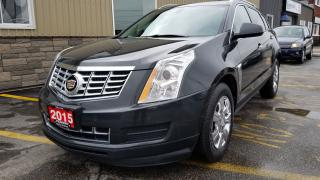 Used 2015 Cadillac SRX Luxury-AWD-OFF LEASE-NAV-ROOF-REAR CAM-HEATED LTHE for sale in Tilbury, ON