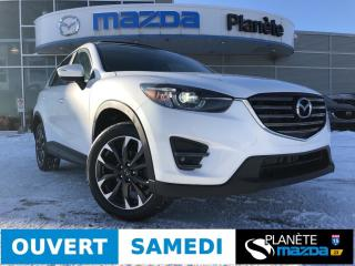 Used 2016 Mazda CX-5 GT AWD AUTO AIR CRUISE BOSE MAGS TOIT for sale in Mascouche, QC