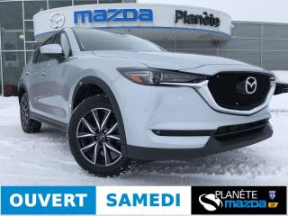 Used 2017 Mazda CX-5 GT AUTO CUIR CRUISE TOIT BOSE for sale in Mascouche, QC