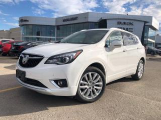 New 2020 Buick Envision Premium for sale in Winnipeg, MB