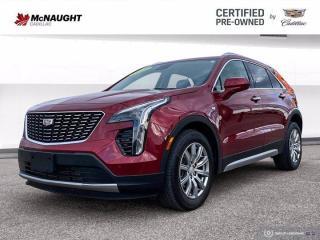 New 2020 Cadillac XT4 AWD Premium Luxury   Heated Steering Wheel   Bluetooth for sale in Winnipeg, MB