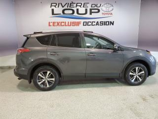 Used 2017 Toyota RAV4 XLE for sale in Rivière-Du-Loup, QC