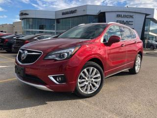 New 2020 Buick Envision Premium II for sale in Winnipeg, MB