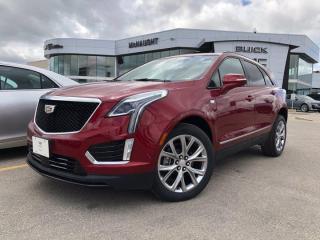 New 2020 Cadillac XT5 Sport AWD for sale in Winnipeg, MB