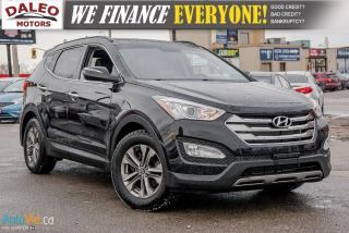 Used 2014 Hyundai Santa Fe Sport LUXURY | AWD | LEATHER | HEATED SEATS | BACKUP CAM for sale in Hamilton, ON