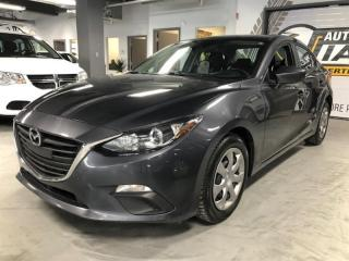Used 2015 Mazda MAZDA3 GX for sale in Montreal, QC