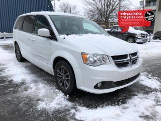 Used 2017 Dodge Grand Caravan SXT Premium Plus : ATTACHE REMORQUE : MA for sale in St-Hyacinthe, QC
