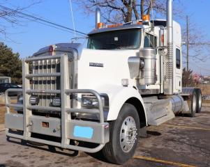 Used 2011 Kenworth W900 Heavy DUTY Spec w/new clutch for sale in Concord, ON