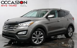 Used 2013 Hyundai Santa Fe AWD 2.0T Limited NAVI+CUIR+TOIT.OUVRANT for sale in Boisbriand, QC