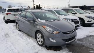 Used 2013 Hyundai Elantra GLS A/C MAGS TOIT BLUETOOTH for sale in St-Constant, QC