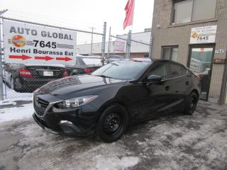 Used 2016 Mazda MAZDA3 GS, SkyActive, Caméra, Toit, Mags for sale in Montréal, QC