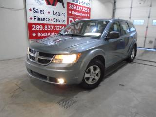 Used 2009 Dodge Journey AUTO 5 DR SUV 4 CYL GAS SAVER PW PL PM A/C SAFETY for sale in Oakville, ON