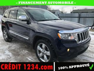 Used 2013 Jeep Grand Cherokee 4 RM, 4 portes, Limited for sale in Lévis, QC