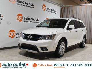 Used 2014 Dodge Journey R/T 3.6L V6 AWD Navi for sale in Edmonton, AB
