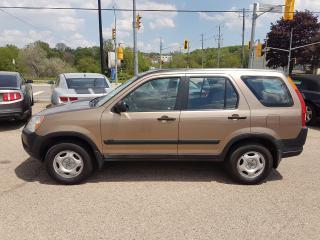 Used 2002 Honda CR-V 4WD for sale in Kitchener, ON