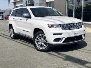 Used 2019 Jeep Grand Cherokee SUMMIT TOIT CUIR GPS ''DEMO'' for sale in Ste-Marie, QC