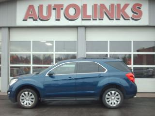 Used 2010 Chevrolet Equinox 1LT  AWD  V-6 for sale in St Catharines, ON
