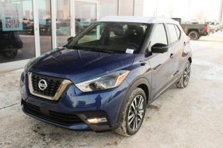 New 2020 Nissan Kicks SR BACK UP CAMERA PUSH START BLUETOOTH for sale in Edmonton, AB