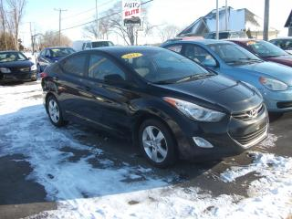 Used 2012 Hyundai Elantra Berline 4 portes, boîte automatique, GLS for sale in St-Sulpice, QC