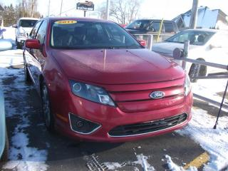 Used 2011 Ford Fusion Berline 4 portes, 4 cyl. en ligne, SE, t for sale in St-Sulpice, QC