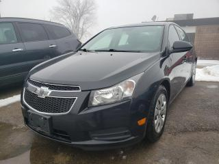 Used 2014 Chevrolet Cruze 1LT for sale in Dundalk, ON