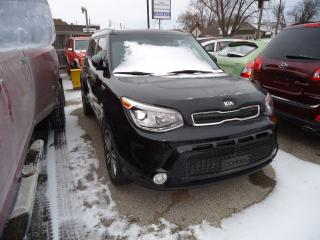 Used 2015 Kia Soul SX Luxury for sale in Sarnia, ON