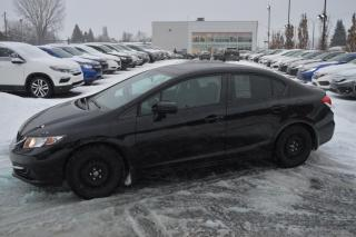 Used 2015 Honda Civic EX ** Bas kilométrage ** for sale in Longueuil, QC