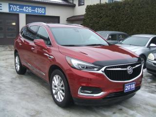 Used 2018 Buick Enclave Premium , AWD for sale in Beaverton, ON