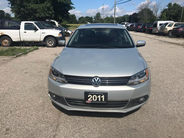 2011 Volkswagen Jetta Comfortline  DIESEL