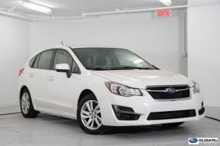 Used 2015 Subaru Impreza TOURING PKG for sale in Brossard, QC