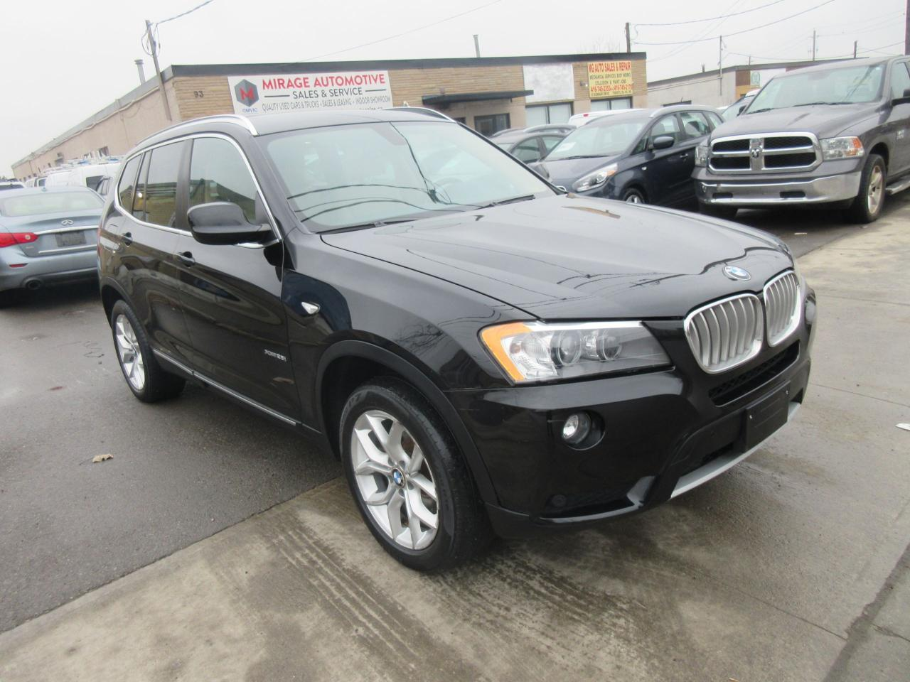 2013 BMW X3 xDrive28i AWD