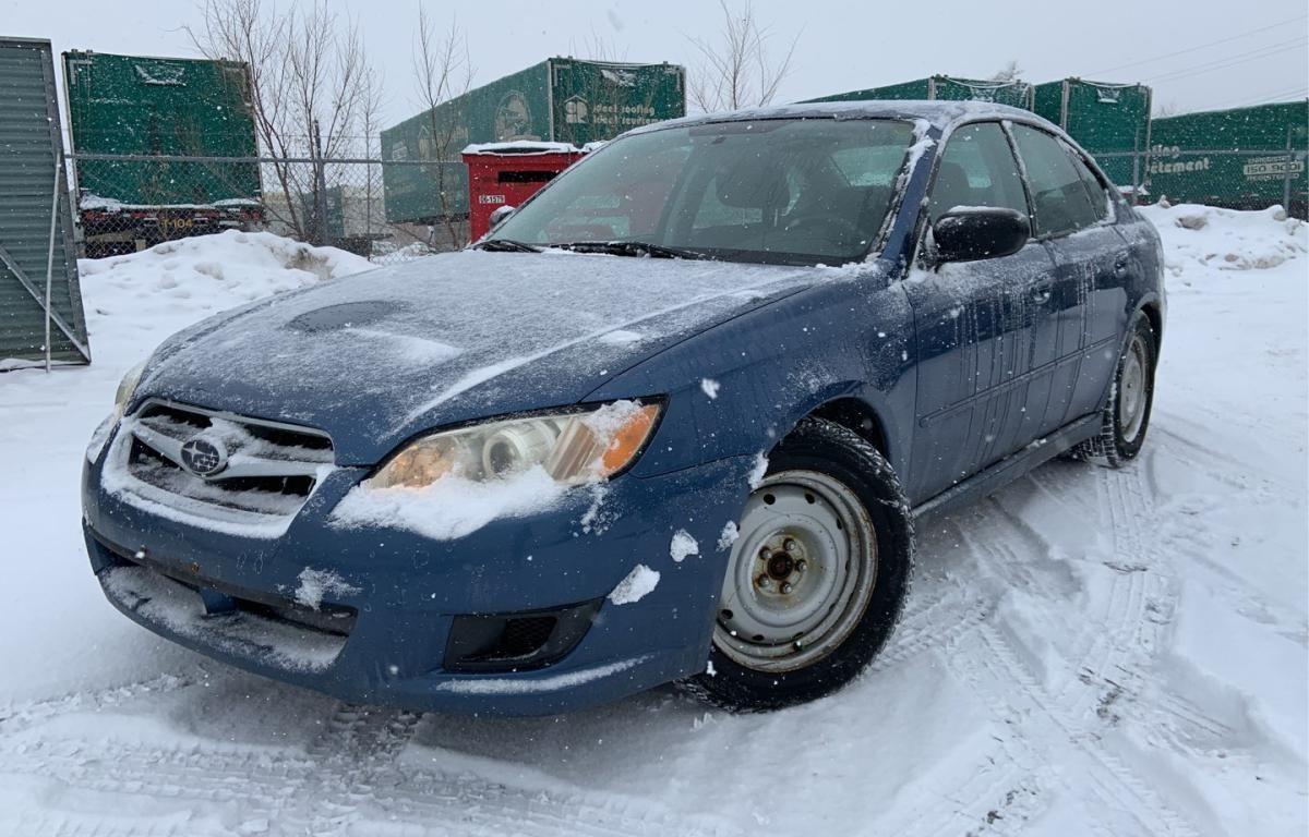 2008 Subaru Legacy