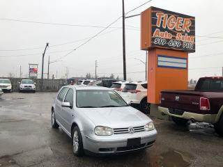 Used 2005 Volkswagen Golf GLS TDI**MANUAL**DIESEL**ONLY 195KMS**CERTIFIED for sale in London, ON