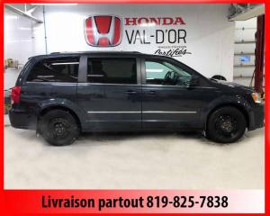 Used 2014 Dodge Grand Caravan Familiale à 4 portes, cabine multiplaces for sale in Val-D'or, QC
