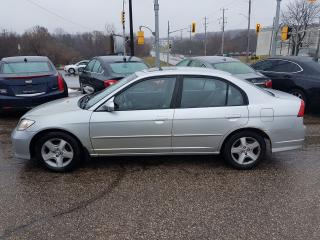 Used 2005 Honda Civic Si *SUNROOF* for sale in Kitchener, ON