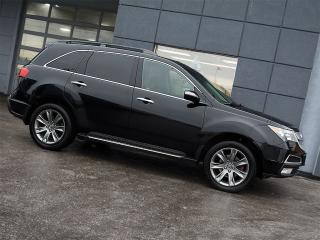 Used 2010 Acura MDX ELITE|NAVI|REARCAM|DVD|RUNNING BOARDS for sale in Toronto, ON