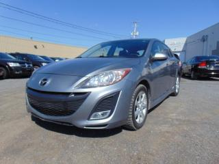 Used 2011 Mazda MAZDA3 ******TOIT*****6 VITESSES****** for sale in St-Eustache, QC